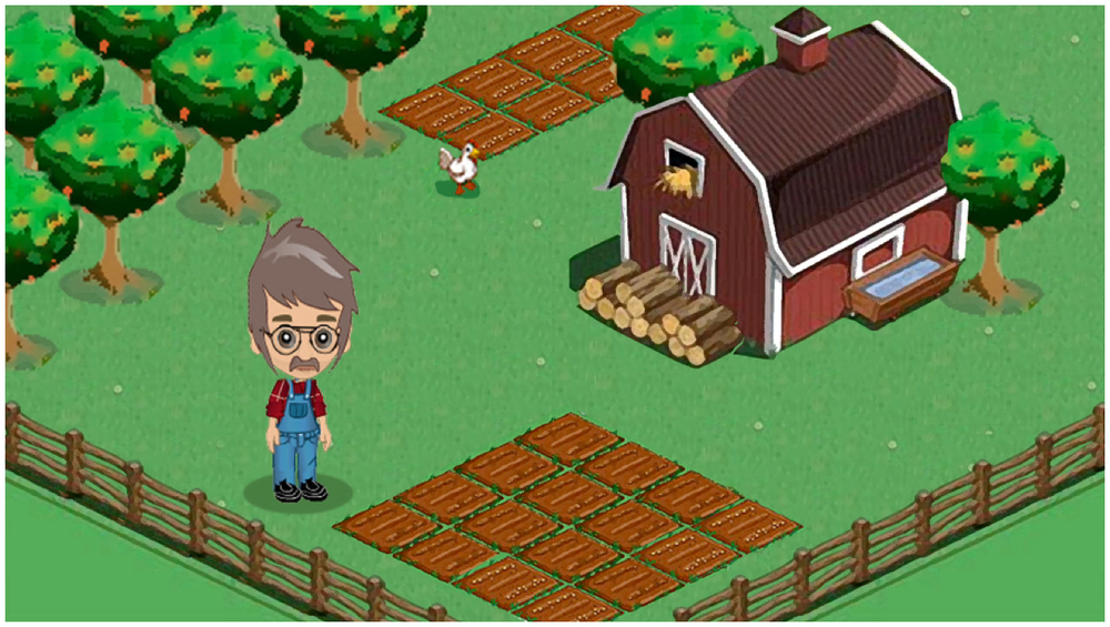 EPISODE 11: Greg the Farmer