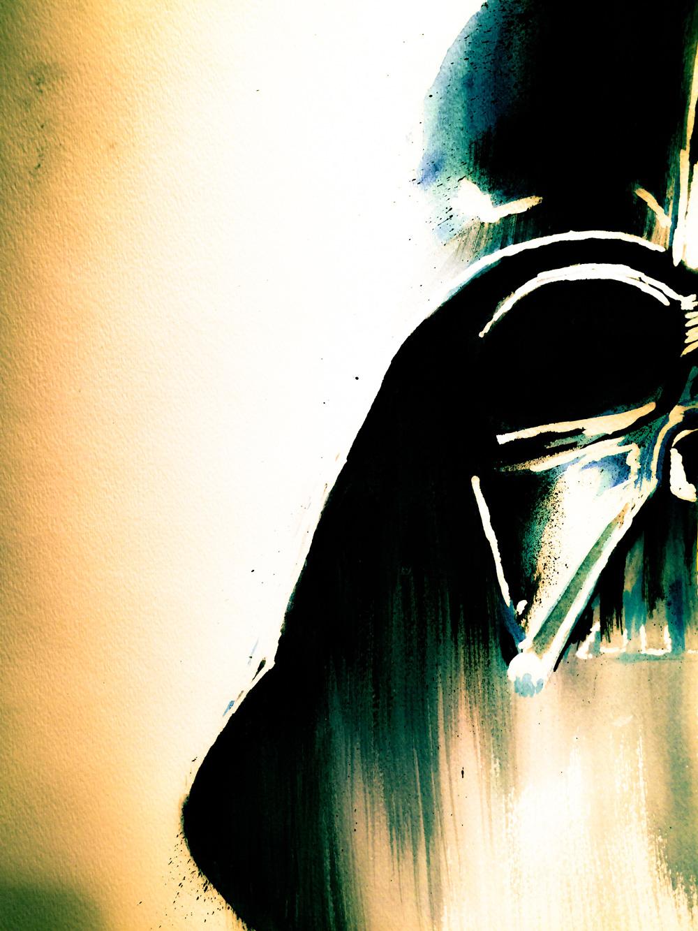 12.30.2015 Everyday Number 91 Vader