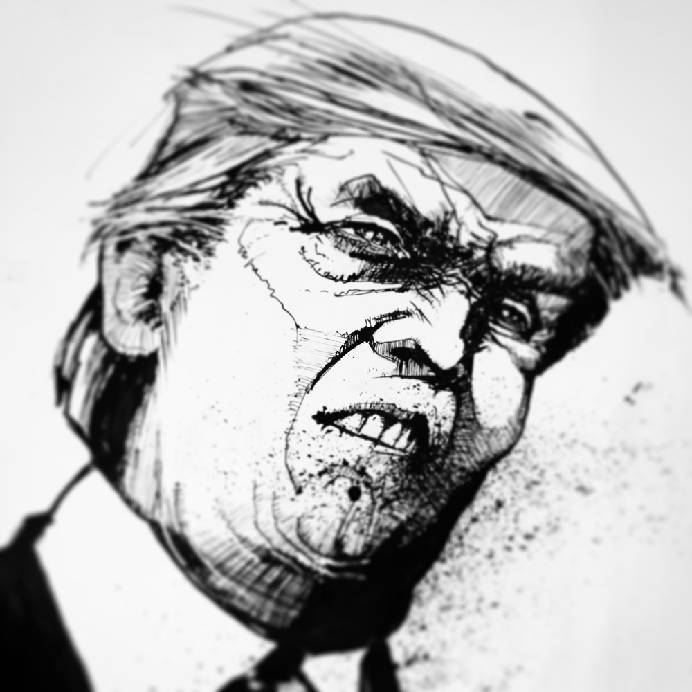 10.31.2015 Everyday Number 31 Donald John Trump, Sr.