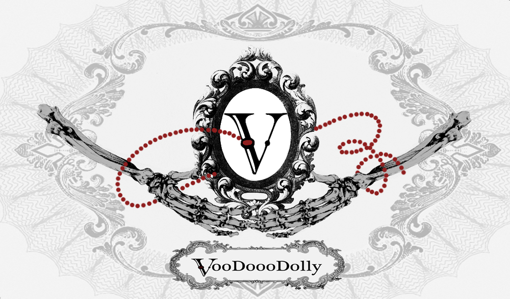 The   Voodooodolly   brand was born out of a personal need for gothic and royally styled jewelry and accessories. Some of the many themes and inspirations seen throughout Voodooodolly are dark folk magic, macabre curiosities, religious iconography, and fashions from times gone by.   webshop   |   facebook   |   instagram   |   tumblr
