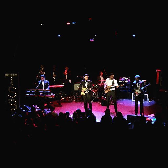 The Shadowboxers @ Bowery Ballroom 👌🏼
