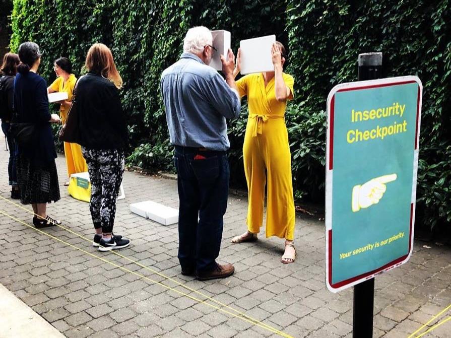 Insecurities Security Screening