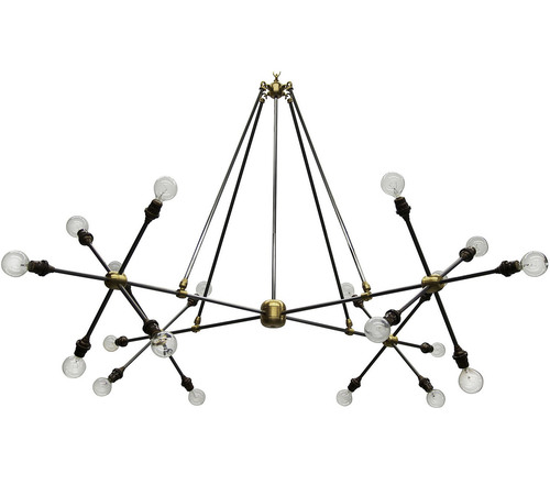 Snowflake chandelier archi arts snowflake chandelier mozeypictures Choice Image