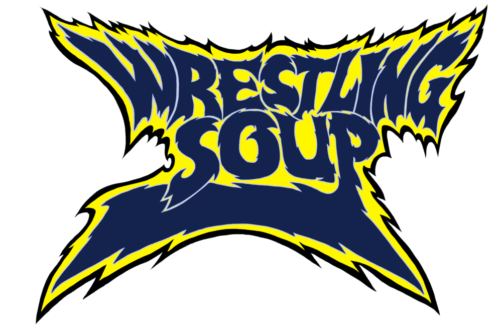"Wrestling Soup isn't a wrestling podcast, it's a podcast that happens to talk about wrestling. They are generally live on mixlr.com 9:30pm Eastern time, hosted by Anthony ""Missionary"" Thomas and Joe Numbas. Please check them out, show some love to two hilarious and hard working dudes as they voice their opinions on many topics that come to their minds."