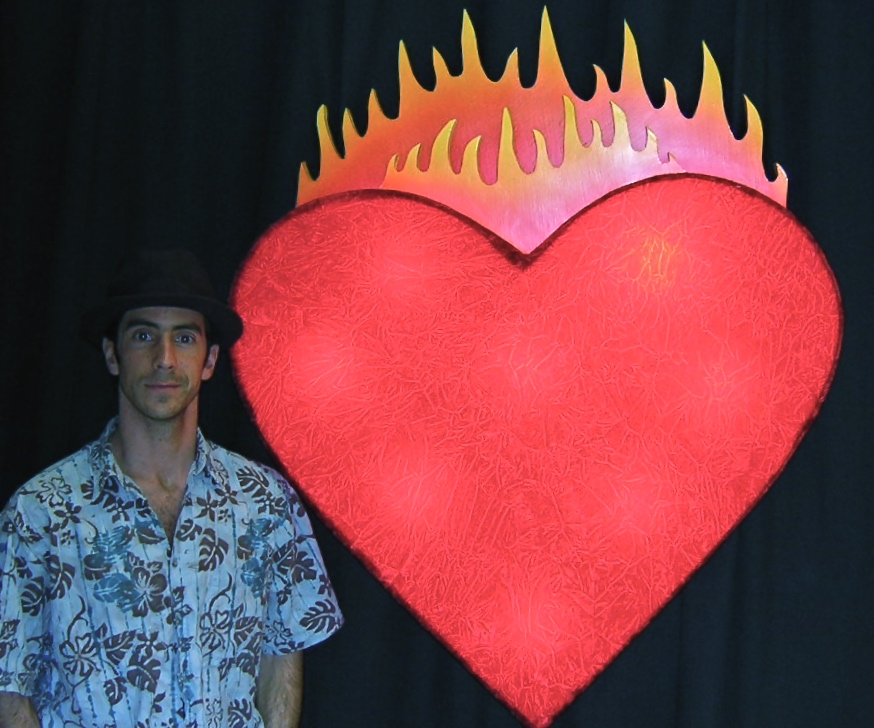 Flaming Heart Light Prop by Matthew McAvene.JPG
