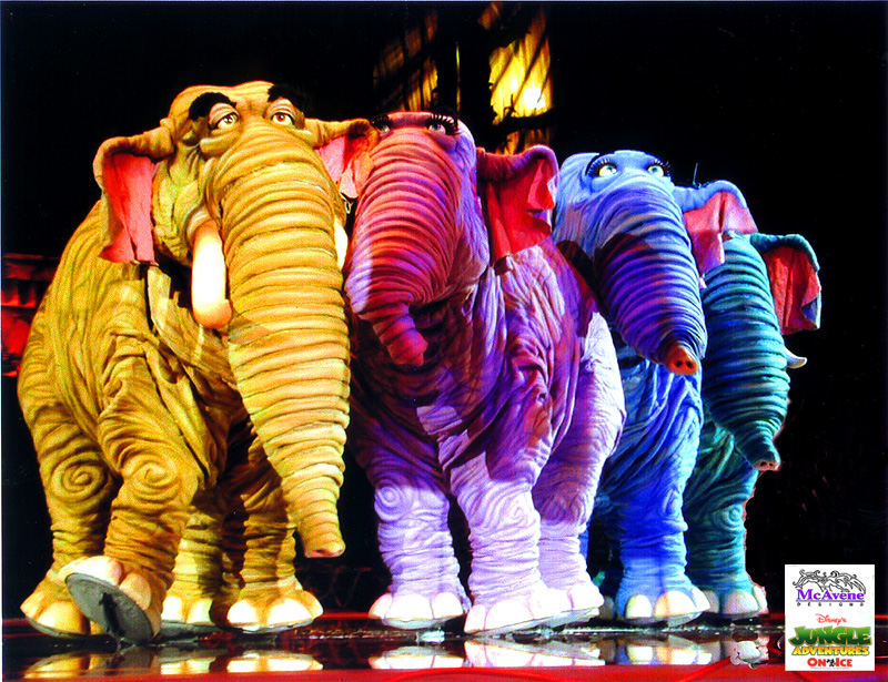 Disney On Ice Elephant Costumes by McAvene Designs.JPG
