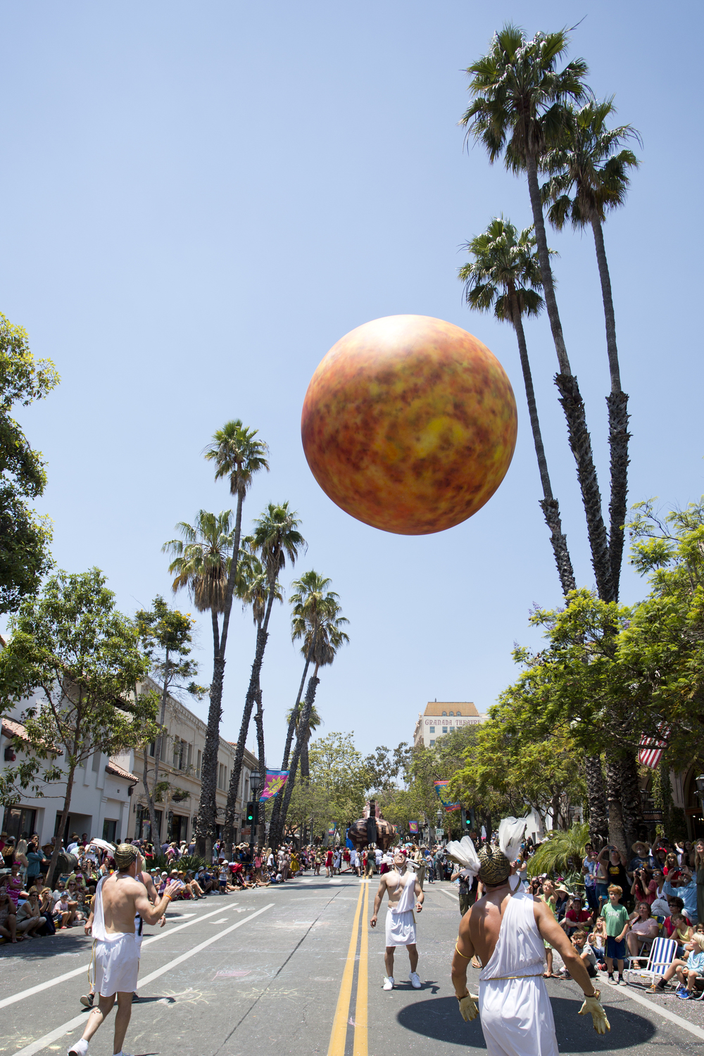 10' Inflatable Bouncing Helium Sun by Matthew McAvene.jpg