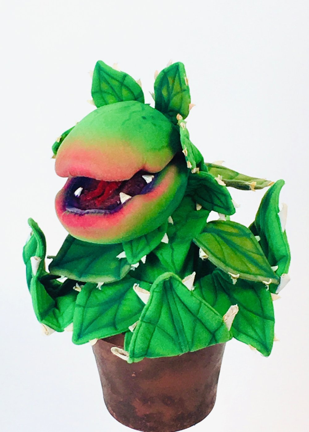 Little shop of Horrors Rental Audrey 2 (Puppet #1of4) by McAvene.jpg