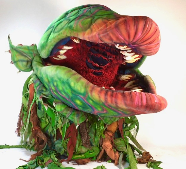 Little Shop of Horrors Puppet Rental Audrey 2 Puppet 4 by Matthew McAvene Creations.jpg