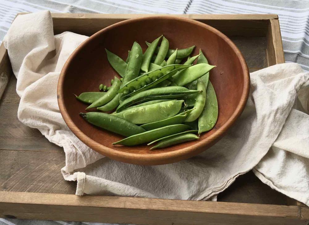 Three Peas from the Garden