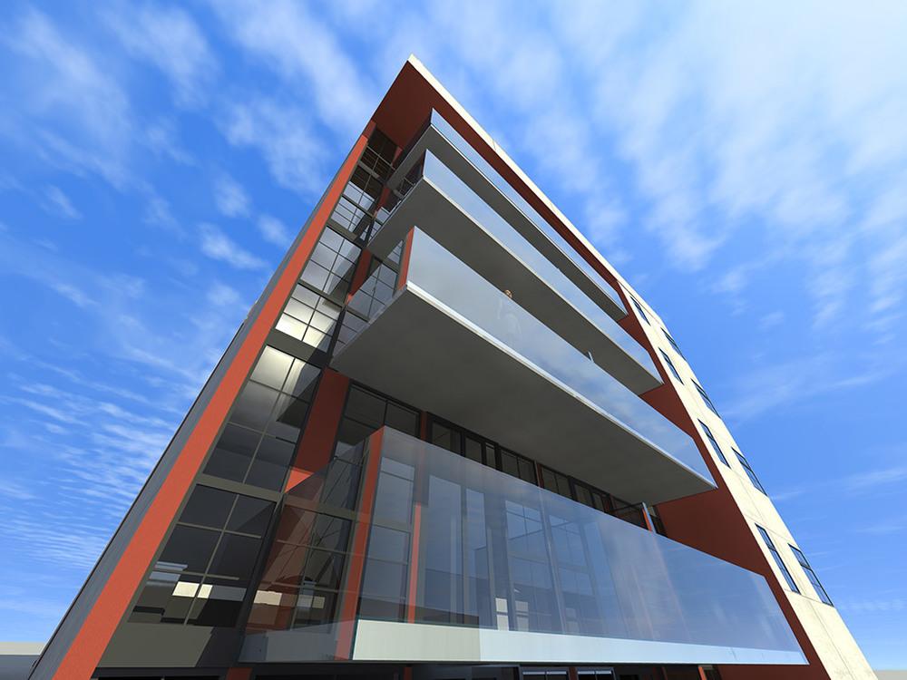 Elm Grove Brunswick Multi Residential Architecture