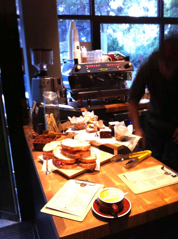 Grisley Bear Cafe Richmond