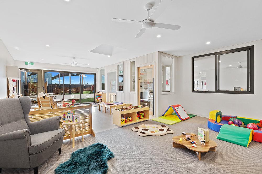 RavenHall Childcare Architecture