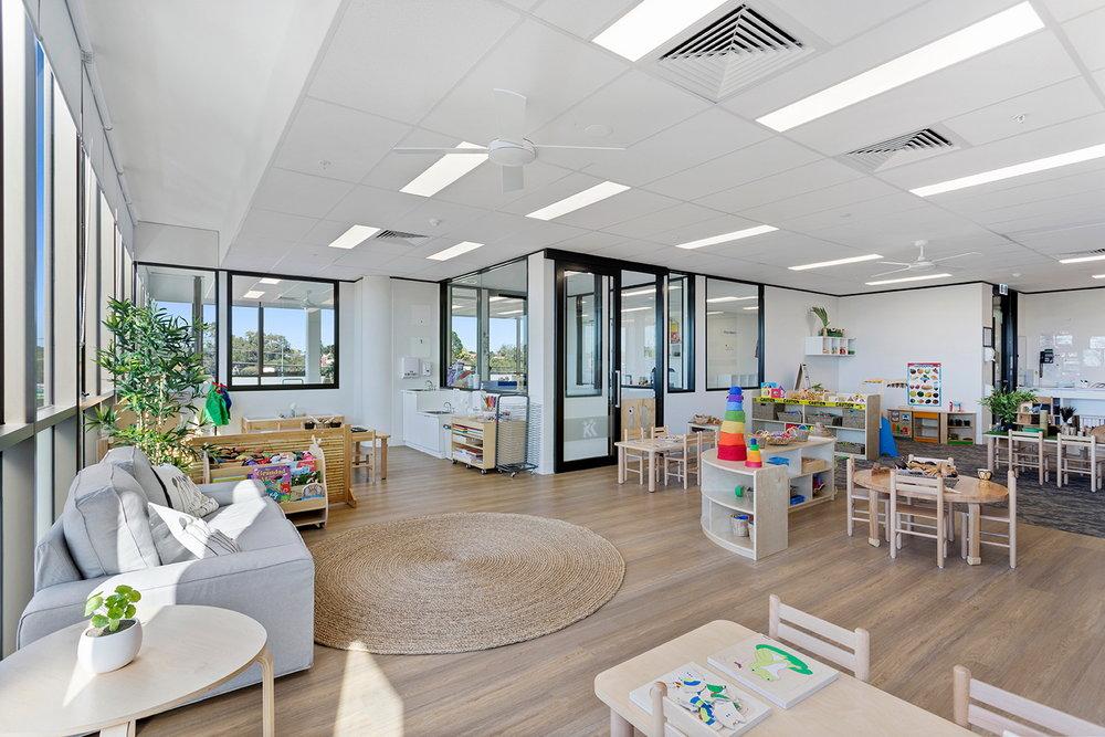 Gardenvale Childcare Architecture