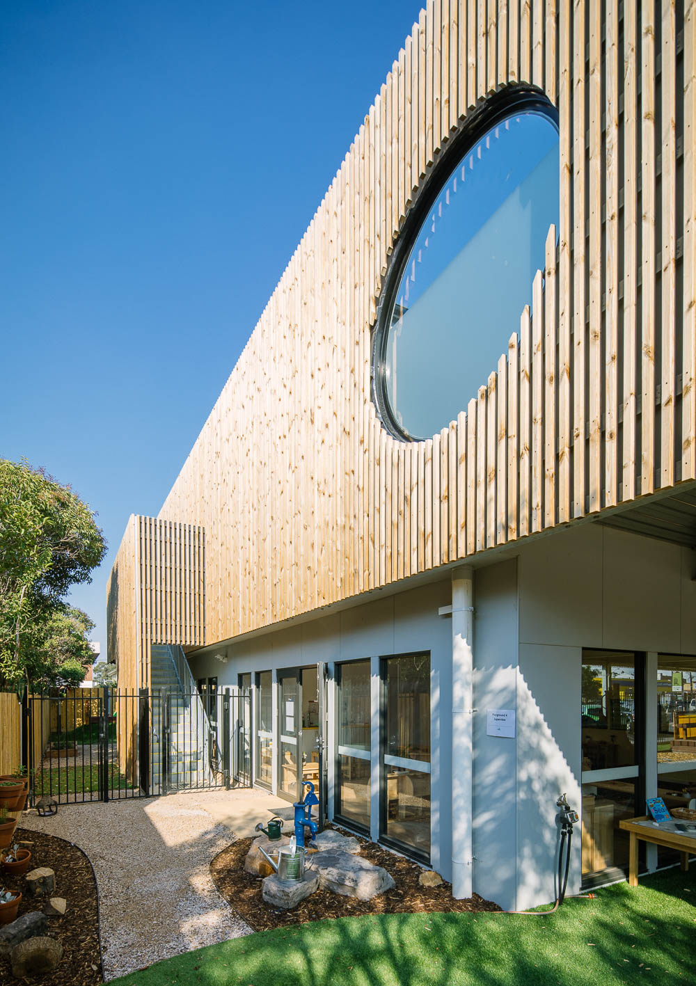 Murray Road Childcare Architecture