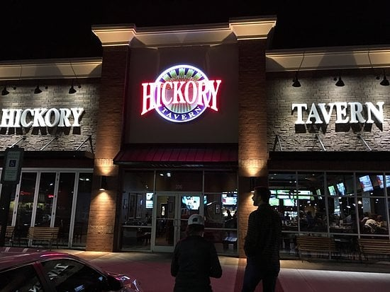 Hickory Tavern Winston  TONIGHT 9pm-12am  See you there!😎👌