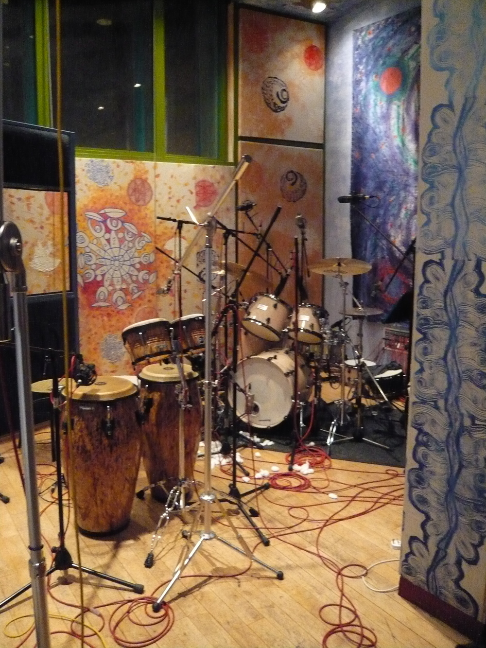 Strongroom session 2.JPG