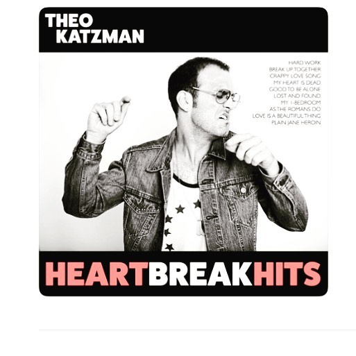 Most listened to album of recent times @theokatzman But when a 4 year old sings along, it can be awkward #lyrics