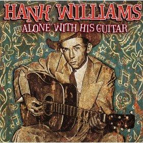 SUPER-STJERNE: Hank Williams - i sin tid amerikansk superstjerne, og blant favorittene i Jack Berntsens platesamling