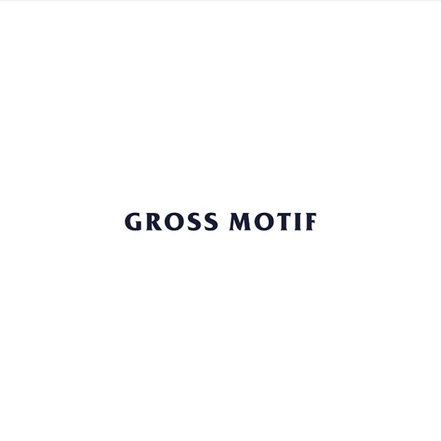 GROSS MOTIF // Summer Ascent Collection Clothing drop imminent 🌵