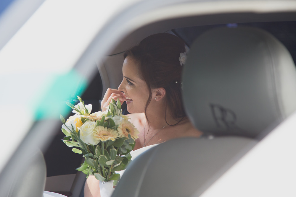 Hayley and Ian - Q Vardis Uxbridge Gorgeous turquoise, a Rolls-Royce and touching speeches - read the whole story here