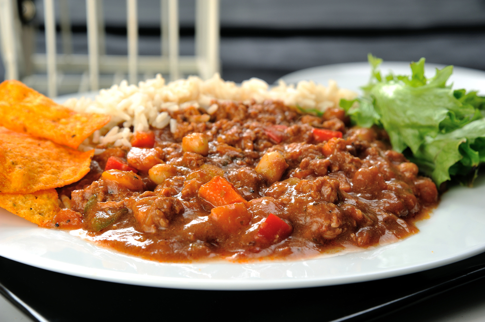 Chunky Beef Chilli