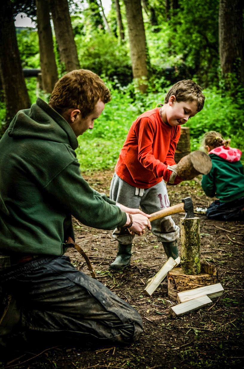 Free Rangers - Forest School Holiday Club