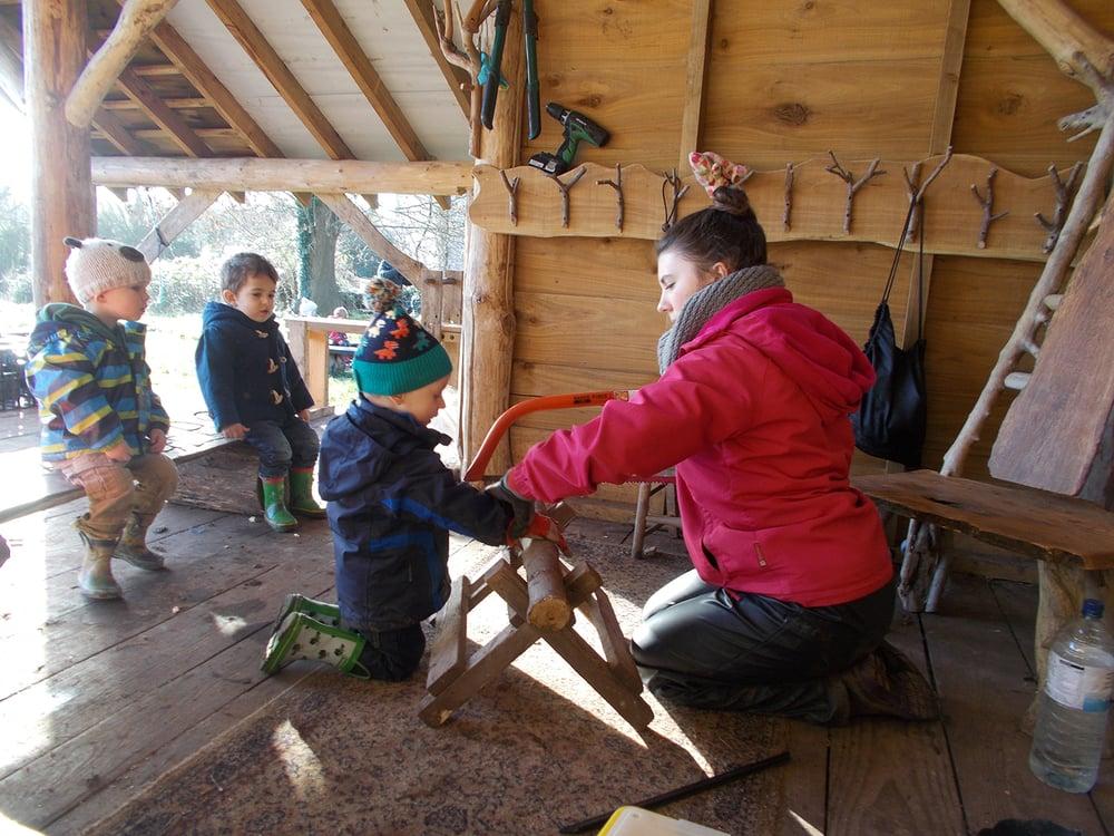Forest School Free Rangers