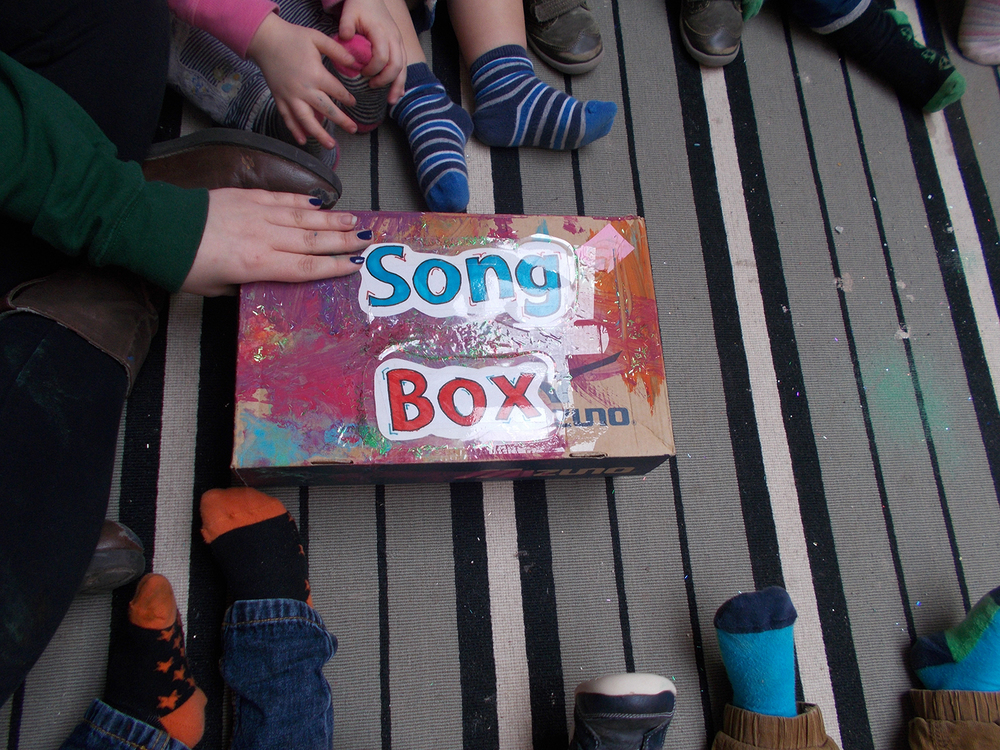 The Song Box in the Burrow