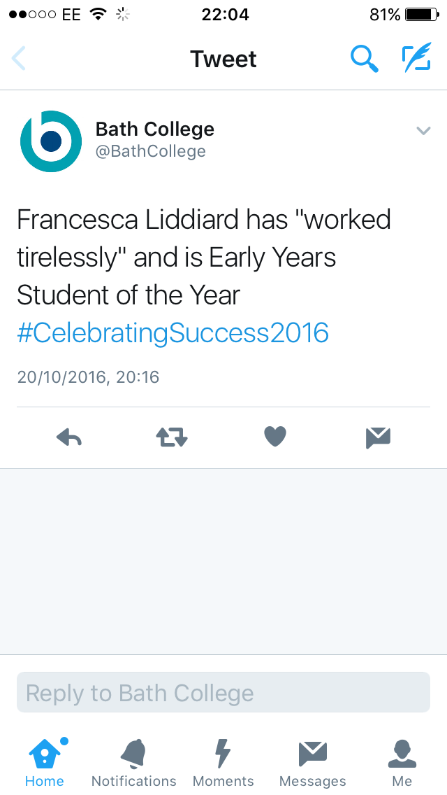 Celebrating Success 2016
