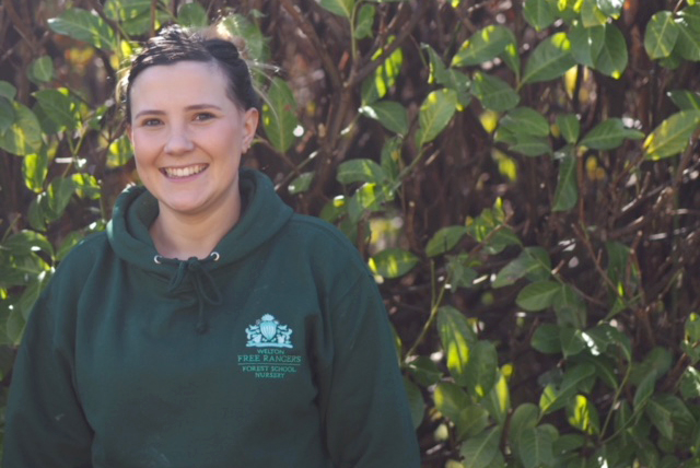 Sophie Plummer  Early Years Practitioner in the Hive