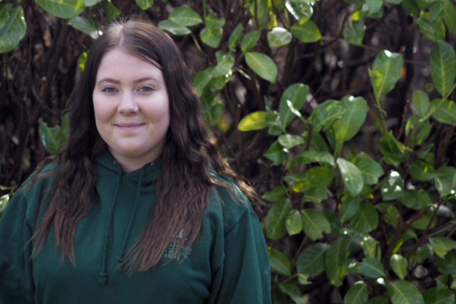 Chloe Watts  Early Years Practitioner in the Hive