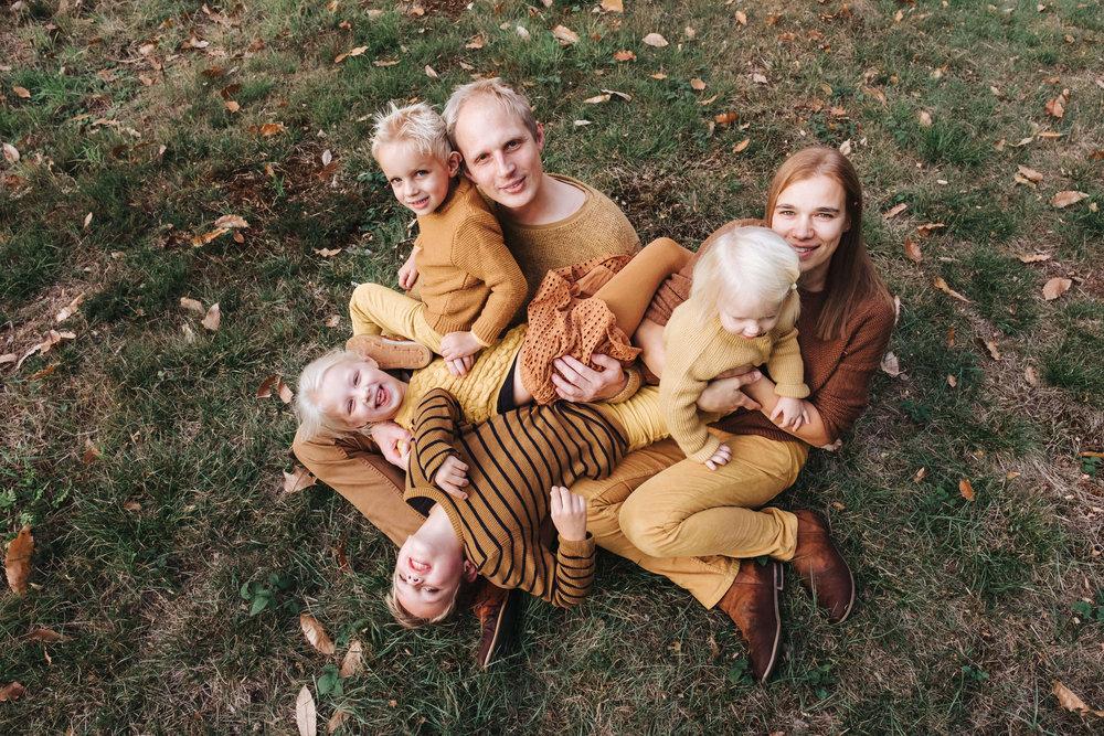 Dorinda & co  Familie