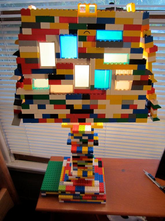 Casual friday moondapple bead lego lamps bizologie lego lamp aloadofball Images