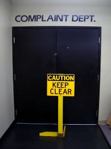 ComplaintDept
