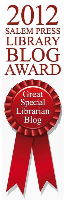 GreatSpecialLibrarianBlogAward