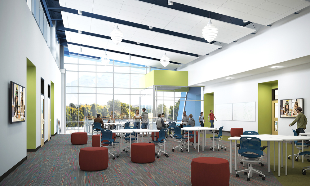 Rendering of Collaboration Space