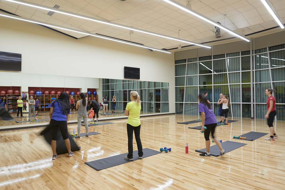 University of Utah Student Life Center