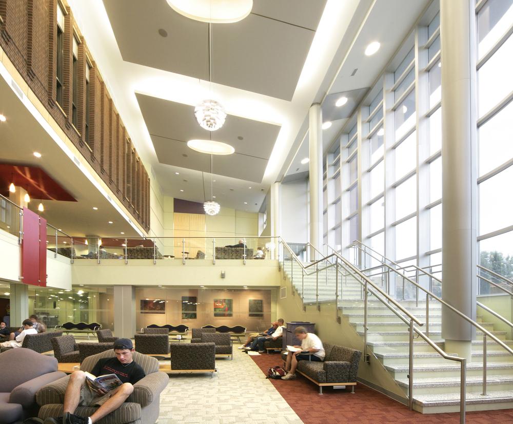 Minnesota State University Centennial Student Union