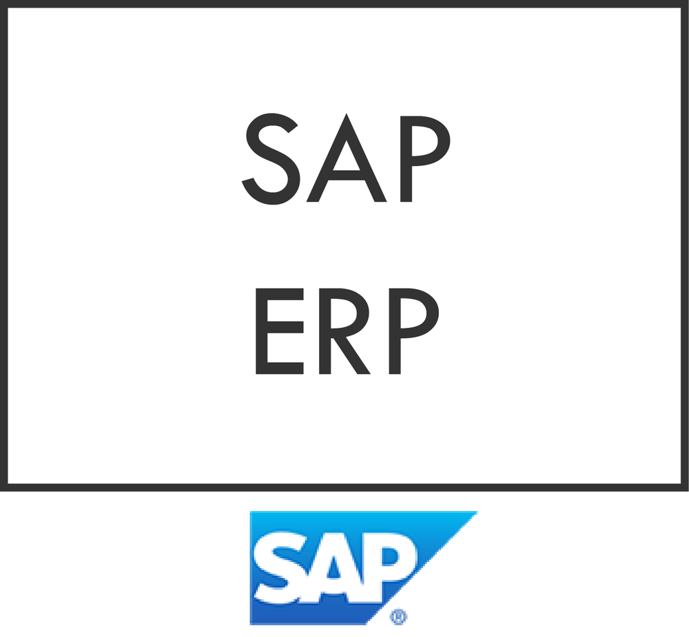 SAP is the world's ERP leader.  SAP is available today in the SAP S/4 HANA version.