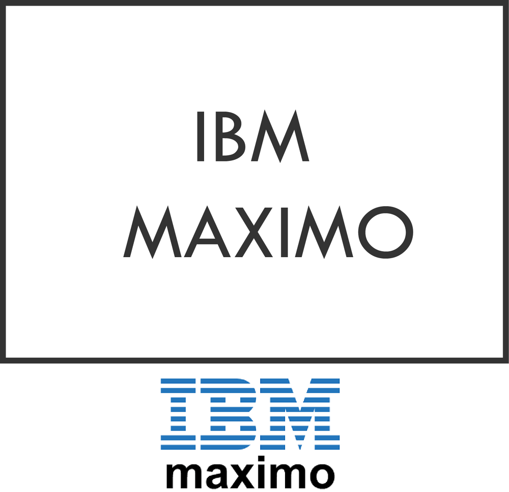 Maximo Asset Management is an enterprise asset management (EAM) software solution by IBM, used to manage, maintain and dispose of enterprise assets.