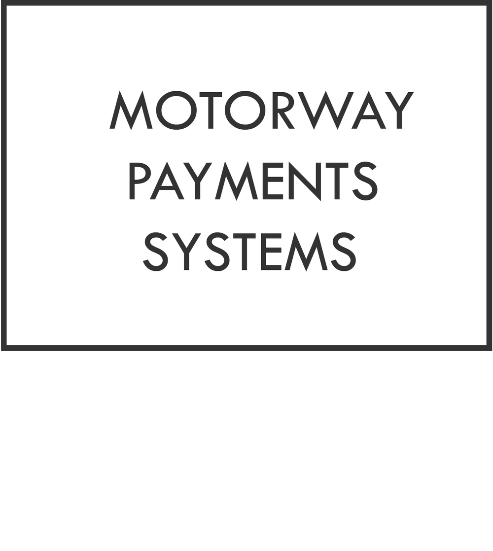 Customer relationship management and overall management of the related contract Customizations of toll payment equipment Retail POS software and software for debt collection