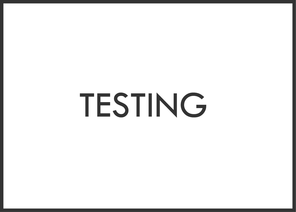 We plan and define test specifications and perform the test reports in medium-large projects, for both SW and HW
