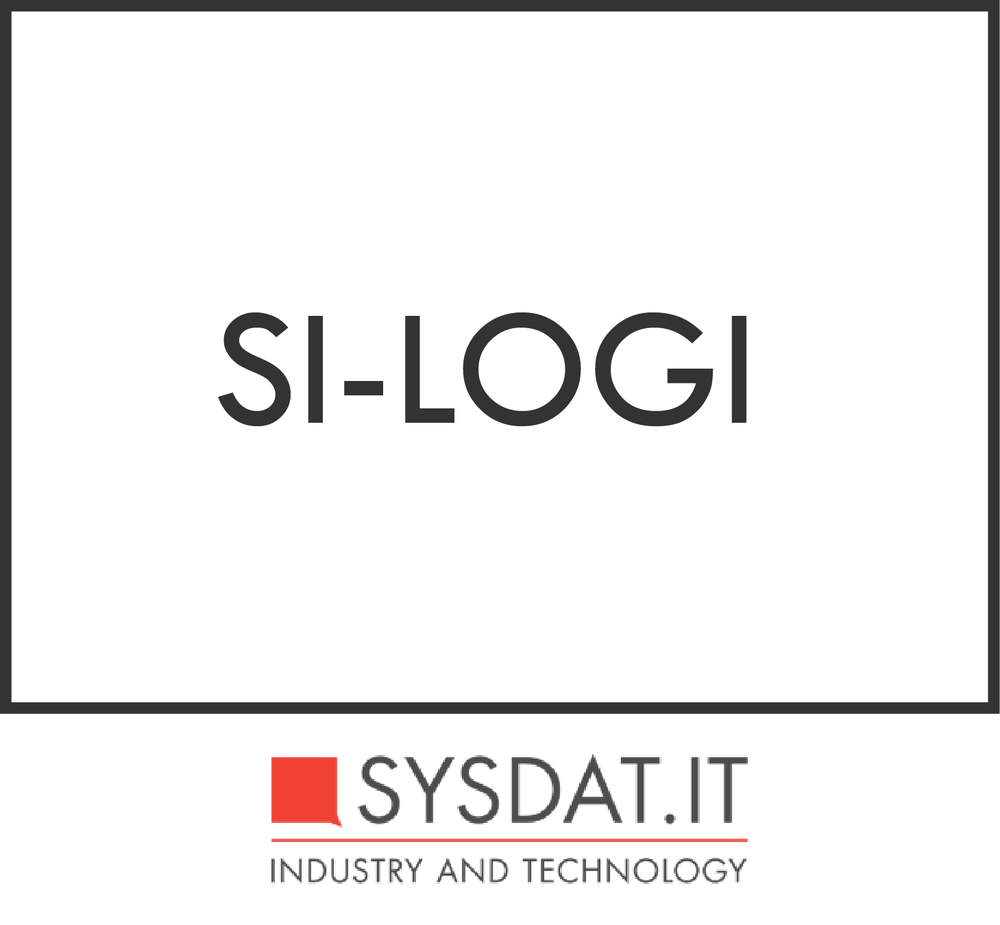 SI-LOGIstic (SI.LOGI), is the SYSDAT.IT solution, developed on Oracle platform and C program set for RFT application, aimed to solve specific warehouse managerial issues and it allows to manage goods supply, to control on real time warehouse effectiveness and to optimize inventory.