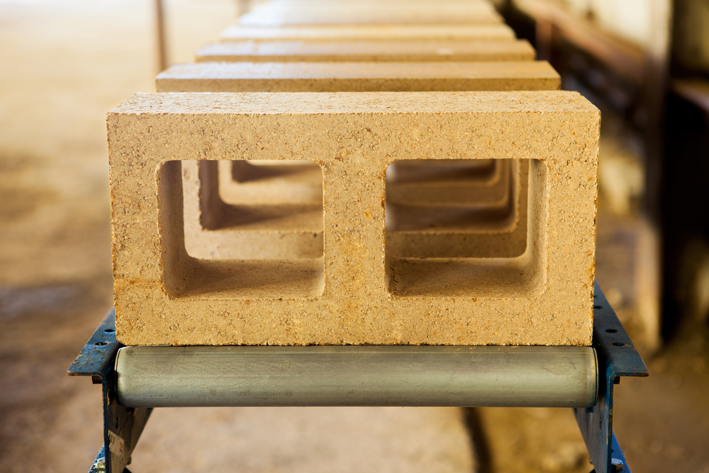 Rammed Earth Block By David Easton 39 S Watershed Materials
