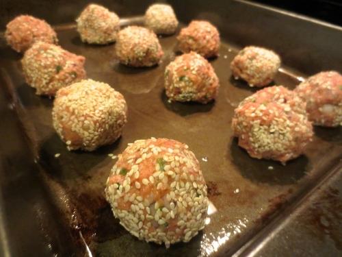 Jalapeno Turkey Meatballs