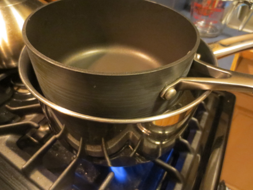 DIY Double Boiler