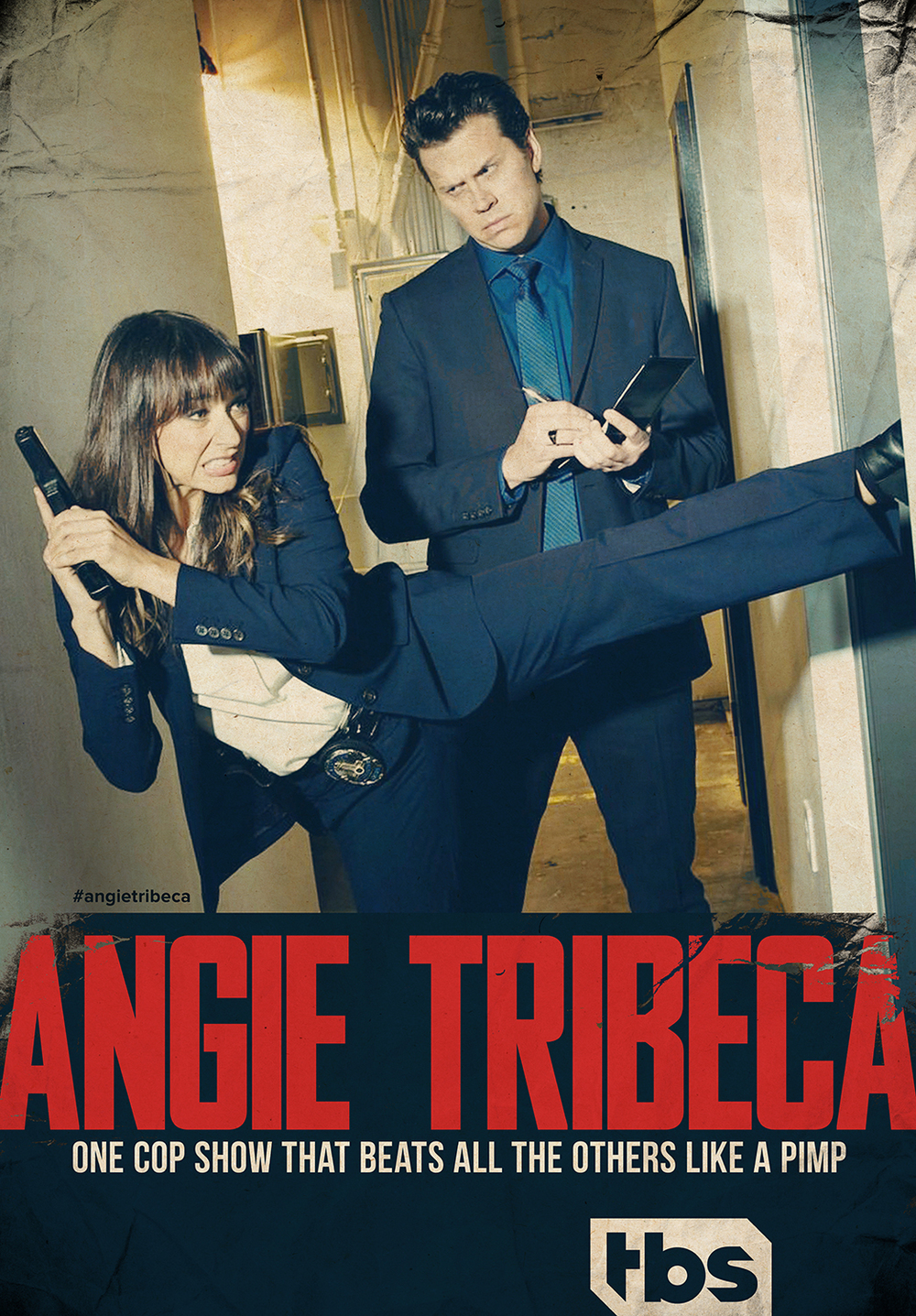 Angie Tribeca Season 3 Episode 2 Download 480p WEB-DL 150MB