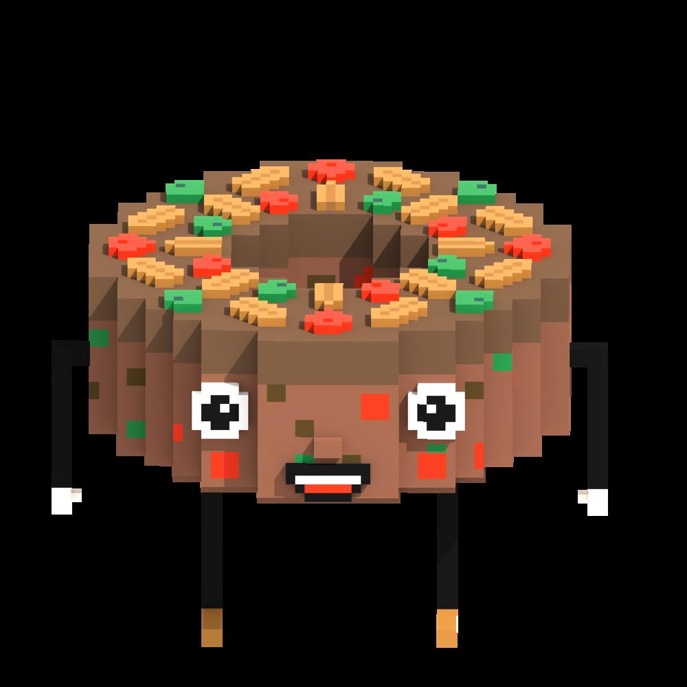 The Fruitcake