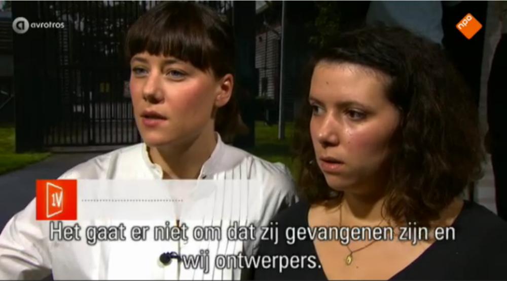 National TV broadcast EenVandaag (dutch)